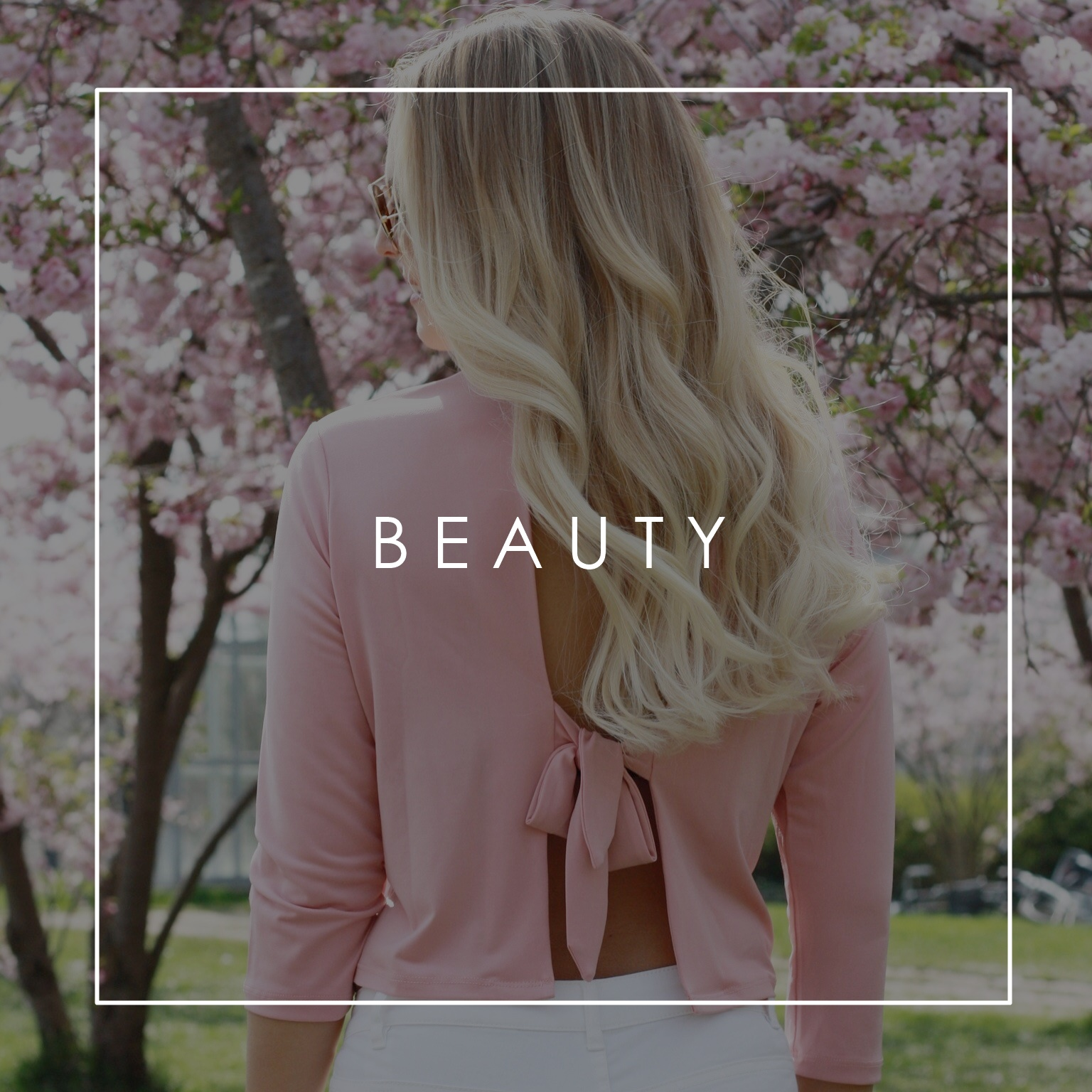 Sandra Benz - Kategorie Beauty Hover