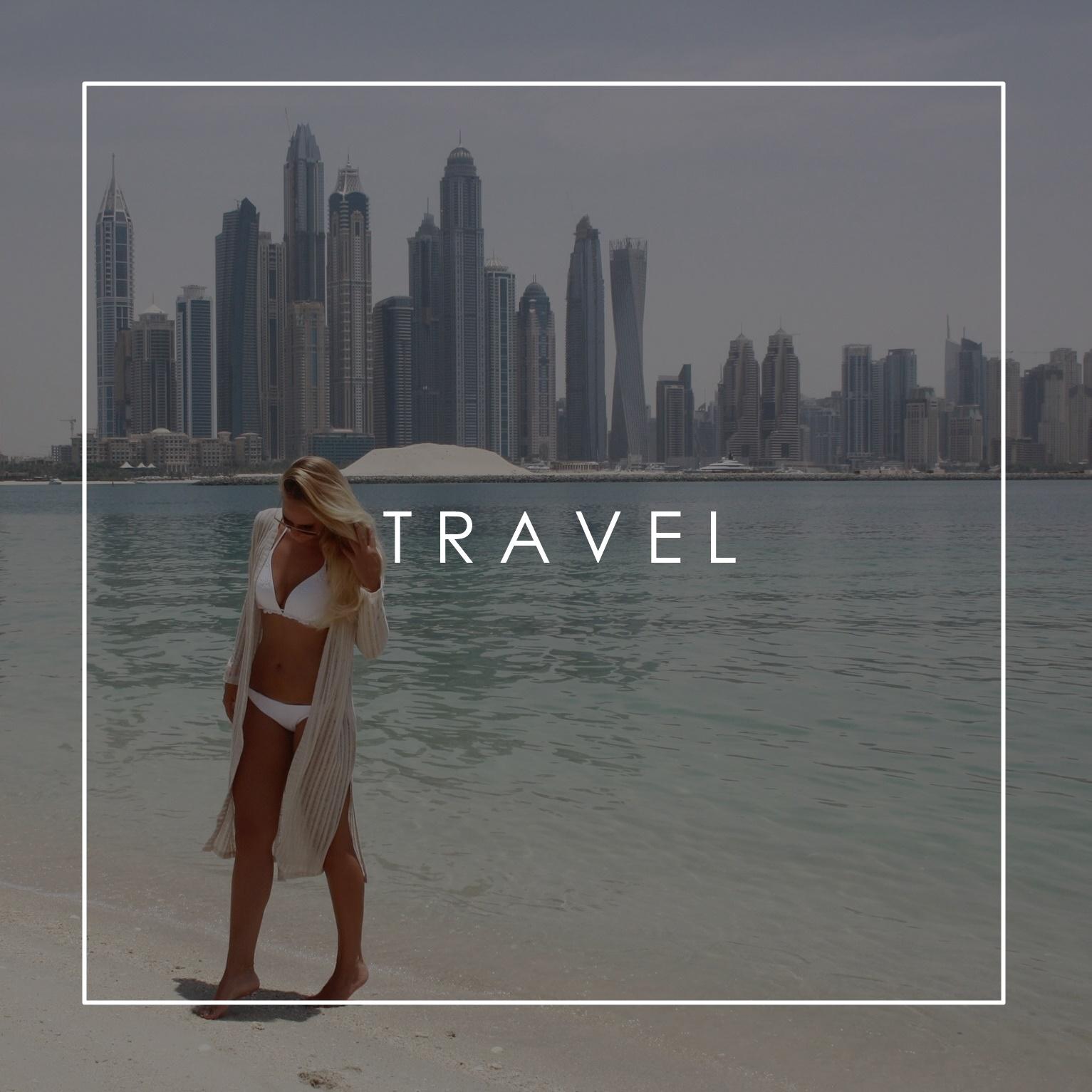 Sandra Benz - Kategorie Travel Hover