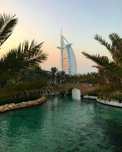 Madinat Jumeirah - Burj al Arab