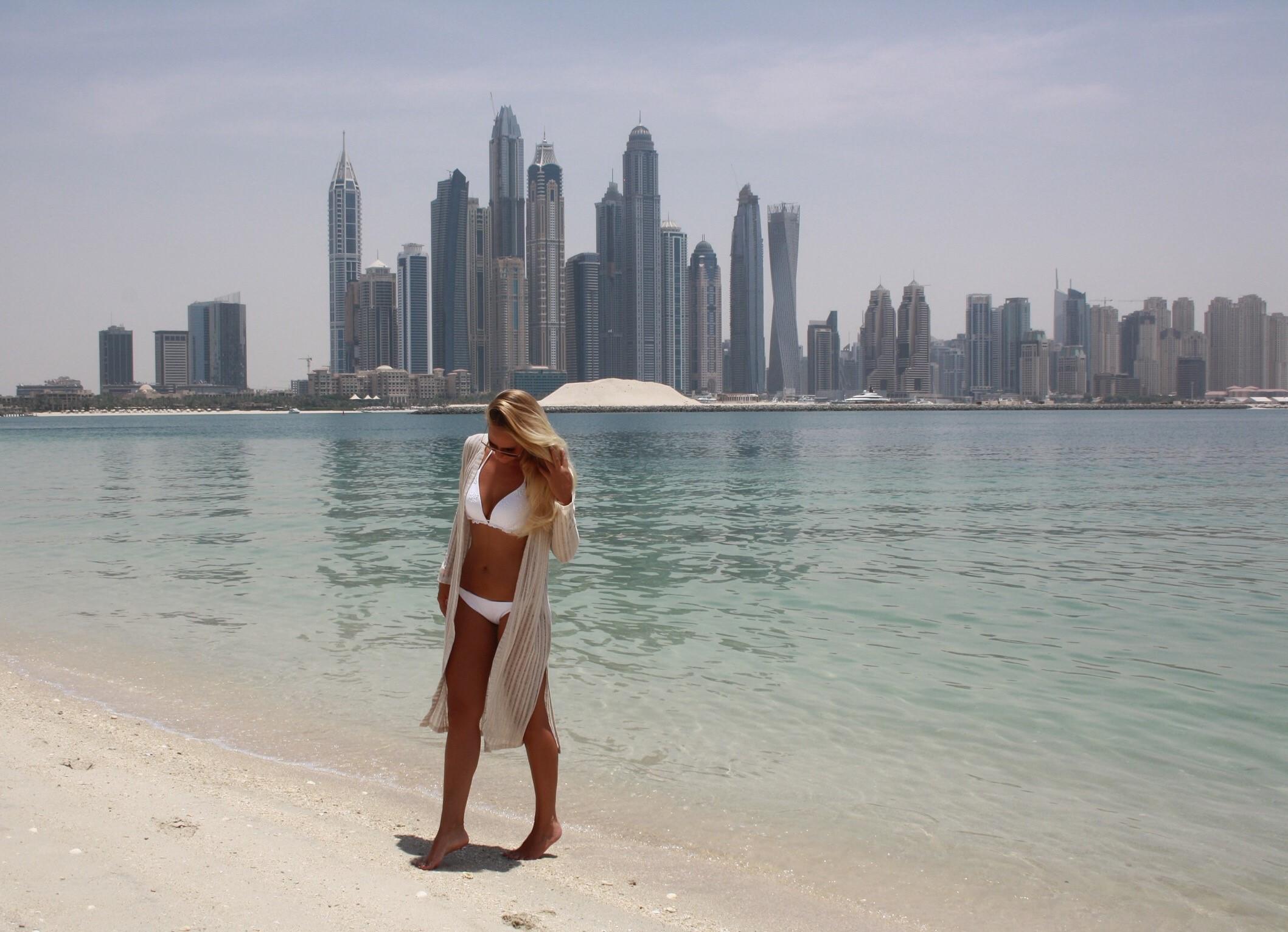 Sandra Benz - Beitrag - Dubai 7