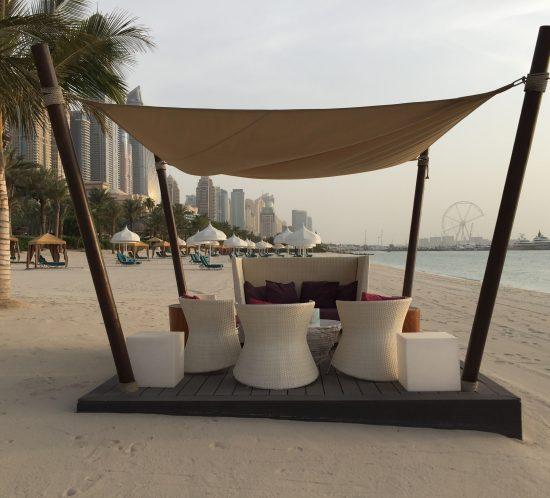 Beach Bar Dubai Jetty