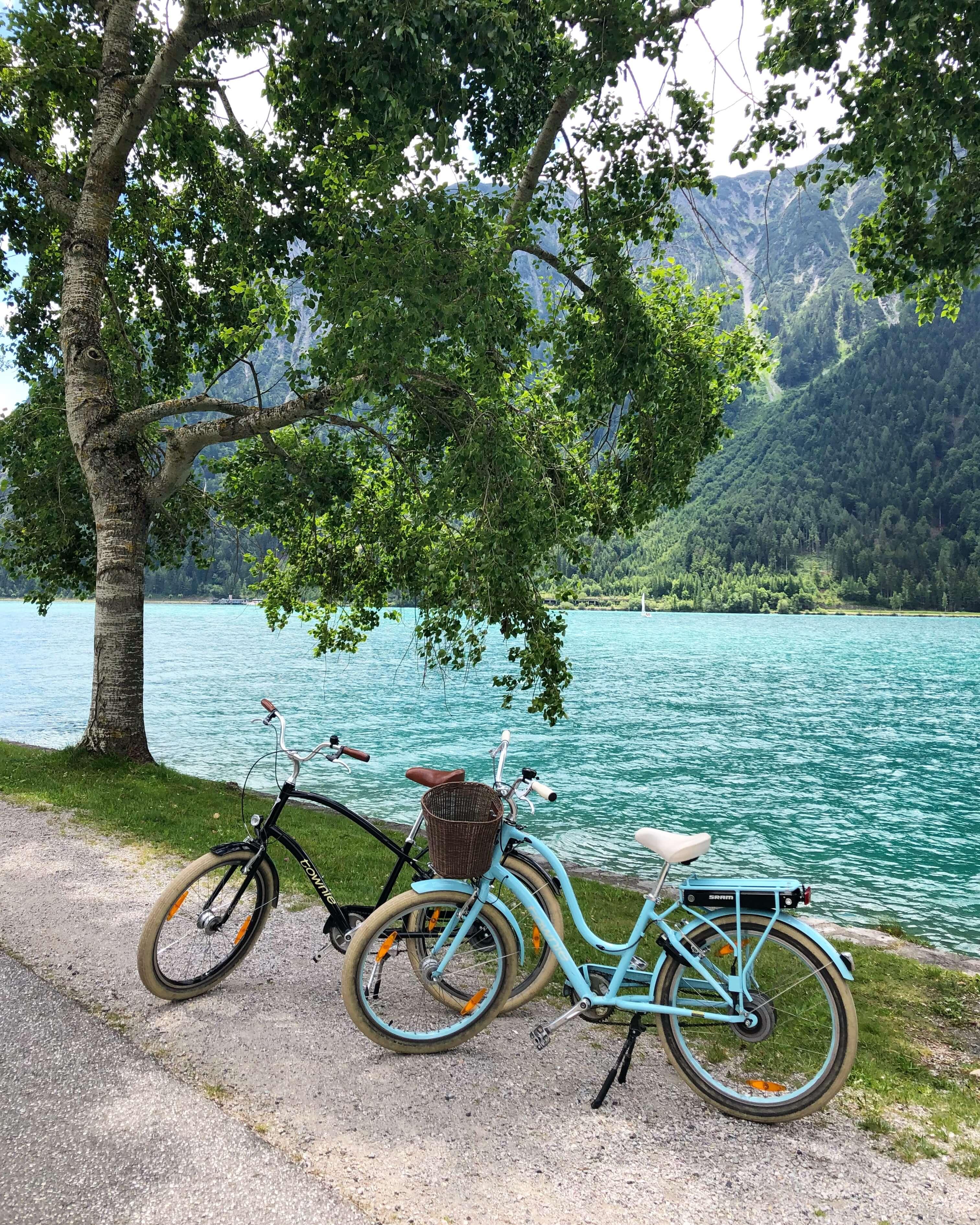 Fahrrad Achensee