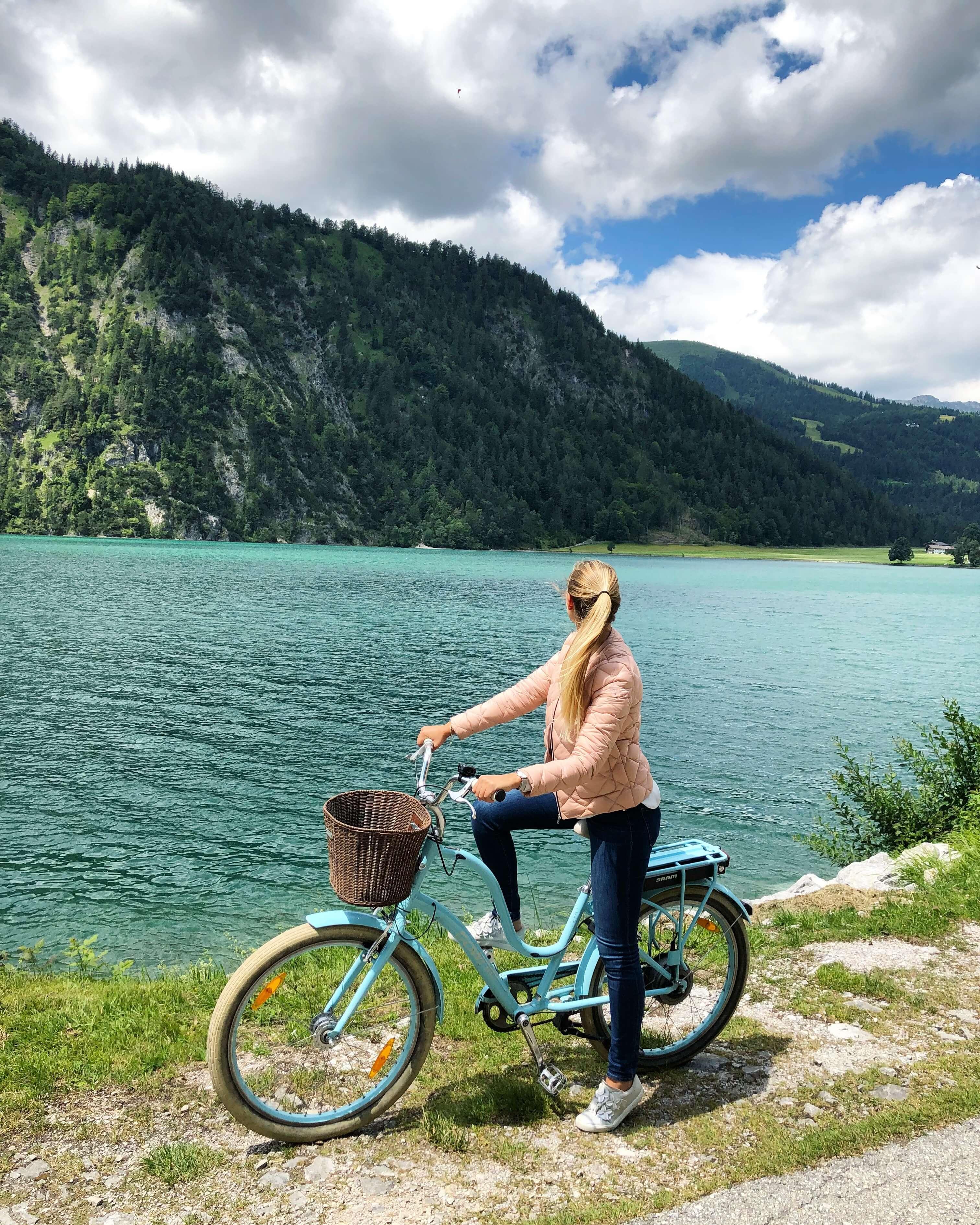 Radtour Achensee